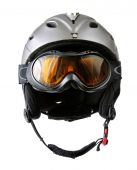Skier Helmet