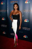 NEW YORK-AUG 6: Singer Mel B. attends the 'America's Got Talent' post show red carpet at Radio City Music Hall on August 6, 2014 in New York City.