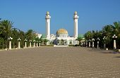 Mausoleum Of Bourguiba In Tunisia
