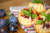 Plum Muffins