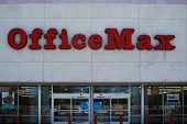 Officemax Office Supply Chain
