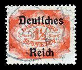 Reich stamp 1920