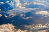 stock photo of float-plane  - Sky and clouds - JPG
