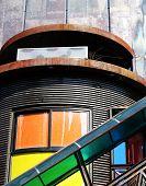 Colorful Architecture poster