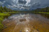 Bierstadt Lake Colorado