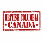 British Columbia-stamp
