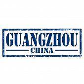 Guangzhou-stamp