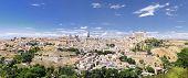 View Of Toledo City.