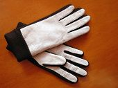 Stylish Women's Suede Gloves