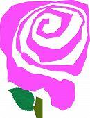 Gentile rose