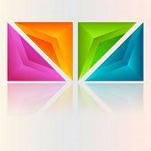 Abstract colorful design Abstract colorful design