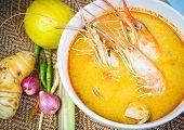 Tom Yum Kung, Thai Famous Food