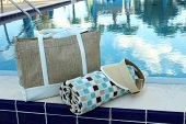 Pool bag and accessories