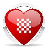 chess valentine icon