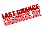 Valentine Day Sale Last Chance
