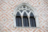Window On Palazo Ducale Exterior