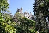 Rigaleyra Palace In Sintra