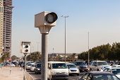 Speed Cameras In The City