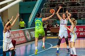 Female Basketball Competitions
