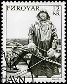 Fisherman Stamp