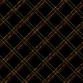 Scratchy tartan background for decoration or backdrop. Abstract Seamless Pattern.