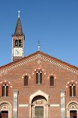 Saint Eustorgio Basilica in Milan