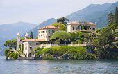 Villa on Como's Lake