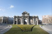 pic of neo-classic  - The Alcala Gate  - JPG