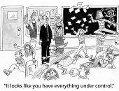 Classroom Under Control