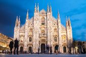 image of gothic  - Milan Cathedral  - JPG