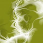 stock photo of plasmatic  - Elegant plasmatic background in green and white  - JPG