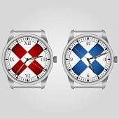 Mechanical Wrist Watch
