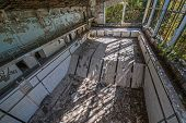 Swimming Pool In Pripyat