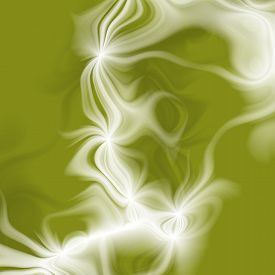pic of plasmatic  - Elegant plasmatic background in green and white  - JPG