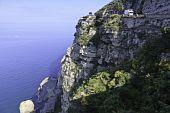 Beautiful View Of Amalfi Coast