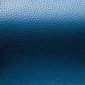 Blue Leatherette Background