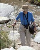 Mature Women Hiking