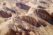 Eroded Hills Formation