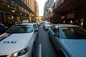 Sydney Cbd Traffic