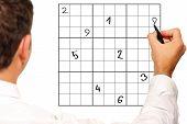 Sudoku Solving