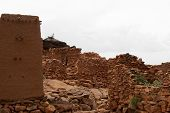 picture of dogon  - A village of Dogon tribe in Mali - JPG