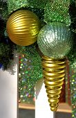 Christmas -Kwanza Decorations