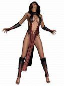 Sexy Fantasy Priestess