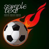 Soccer Fire Ball 2