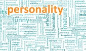 image of character traits  - Personality Traits and Test as a Concept - JPG