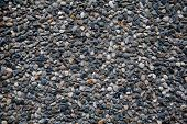 pebble wall background