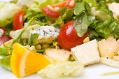 Greek Salad, Macro