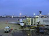Morning Airplane