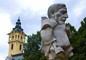Szeged Statue and Town Hall