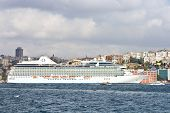 Oceania's Marina Ship